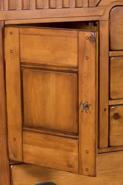 Ice Ax pull on dresser cabinet door