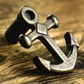 Anchor Knob - Bronze